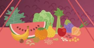 Кислотность в желудке диета