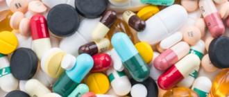 Лекарства при болях в животе