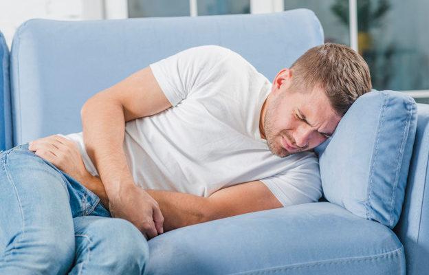 Тянущая и ноющая боль в животе