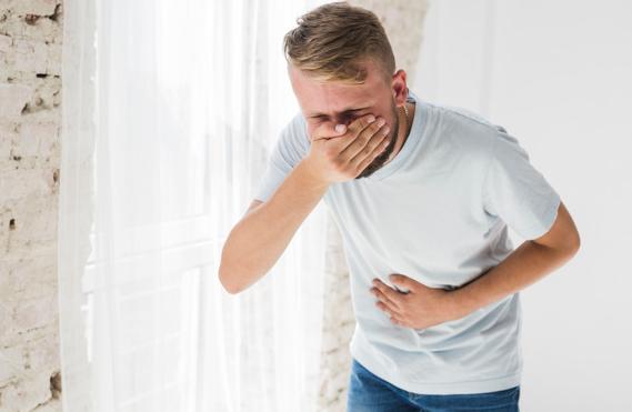 Тошнота и рвота при раке желудка